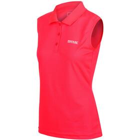 Regatta Tima Naiset Lyhythihainen paita , vaaleanpunainen